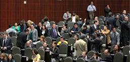 Reporte Legislativo, Cámara de Diputados: Jueves 3 de noviembre de 2016