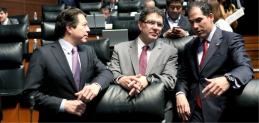 Reporte Legislativo, Senado de la República: Jueves 10 de noviembre de 2016