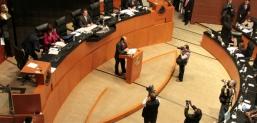 Reporte Legislativo, Senado de la República: Jueves 17 de noviembre de 2016