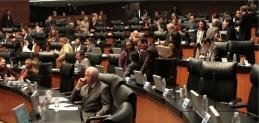 Reporte Legislativo, Senado de la República: Martes 22 de noviembre de 2016