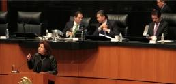 Reporte Legislativo, Senado de la República: Martes 29 de noviembre de 2016