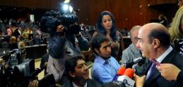 Reporte Legislativo: Cámara de Diputados, Jueves 18 de octubre de 2012