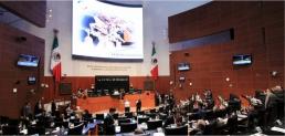 Reporte Legislativo, Senado de la República: Martes 7 de Marzo de 2017