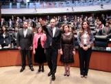 Senado ratifica nombramiento de Jaime Rochín como comisionado ejecutivo de la CEAV