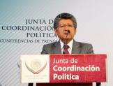 Anuncia Jucopo tres quintetas de aspirantes para el Consejo General del INE