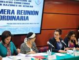 Llaman diputados a gobernadores de 14 estados que presentan alerta por violencia de género