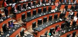 Reporte Legislativo, Senado de la República: Martes 4 de Abril de 2017