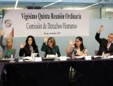 Comisiones unidas analizarán Minuta de la Ley General para Prevenir, Investigar y Sancionar la Tortura