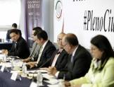 """Presentan en el Senado la plataforma """"#PlenoCiudadanoMx"""""""