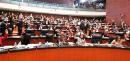 Reporte Legislativo: Cámara de Senadores, Jueves 25 de octubre del 2012
