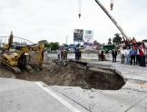 Harán peritaje del Paso Exprés UNAM y Colegios de Ingenieros Civiles