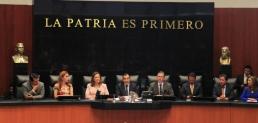 Reporte Legislativo, Senado de la República: Martes 5 de Septiembre de 2017
