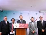 Presenta Colectivo proyecto de dictamen ciudadano sobre nueva Fiscalía General