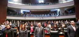 Reporte Legislativo, Senado de la República: Martes 24 de Octubre de 2017