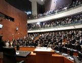 Acuerdan senadores desahogar en 15 días hábiles rezago legislativo