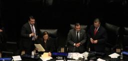 Reporte Legislativo, Senado de la República: Jueves 26 de Octubre de 2017