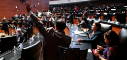 Reporte Legislativo, Senado de la República: Jueves 9 de Noviembre de 2017