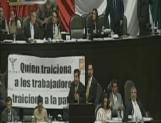 Reporte Legislativo: Cámara de Diputados, Jueves 8 de noviembre de 2012