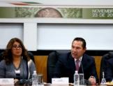 Promete Miranda uso de recursos sin fines electorales