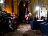 Prevén analistas que Trump anuncie salida del TLCAN