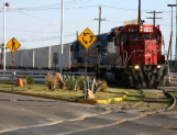 Muestran cifras de transporte en América del Norte
