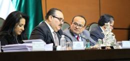 Reporte Legislativo, Comisión Permanente: Miércoles 24 de enero de 2018