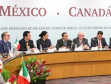 Piden Senadores a Canadá no hacer tratado comercial con EU y sin México