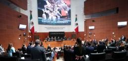 Reporte Legislativo, Senado de la República: Martes 6 de Marzo de 2018