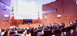 Reporte Legislativo, Senado de la República: Martes 10 de abril de 2018