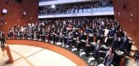 Integración del Senado de la República en la LXIV Legislatura