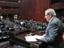 Plantea Morena establecer acción del Congreso ante ausencia presidencial