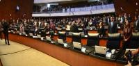 Reporte Legislativo, Senado de la República: Jueves 6 de Diciembre de 2018