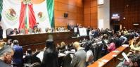 Reporte Legislativo, Comisión Permanente: Martes 15 de enero de 2019