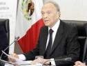 Comparecen Gertz Manero, Bátiz y Pérez De Acha por el cargo de Fiscal General de la República