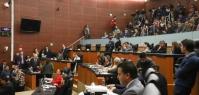 Reporte Legislativo, Senado de la República: Viernes 18 de enero de 2019