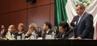 Reporte Legislativo, Comisión Permanente y Congreso General: Viernes 1 de febrero 2019