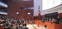 Reporte Legislativo, Senado de la República: Viernes 1 de febrero 2019