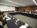 Evalúan comisiones de Anticorrupción y Justicia a candidatos al INAI