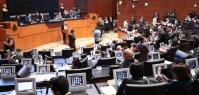 Reporte Legislativo, Senado de la República: Martes 12 de febrero de 2019