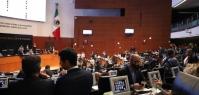 Reporte Legislativo, Senado de la República: Jueves 14 de febrero de 2019