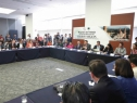 Protestan por recorte a presupuesto de Pueblos Mágicos