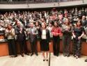 Entrega Senado aval a Yasmín Esquivel: es ministra de la SCJN