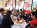 Cancelan diputados sesión por bloqueo de CNTE