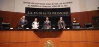 Reporte Legislativo, Senado de la República: Martes 23 de Abril de 2019