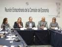 Aprueban modificaciones para crear un Consejo Consultivo de Competencia Económica