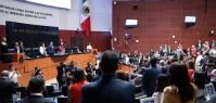 Reporte Legislativo, Senado de la República: Jueves 9 de Mayo de 2019