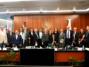 Aranceles no detendrán ratificación del T-MEC: AMLO