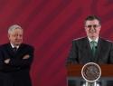 Comparecen Márquez y Ebrard este viernes en Senado
