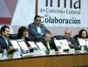 Morena prepara su plenaria con nueve secretarios de Estado