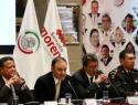 Pide Durazo reformas para combatir extorsiones, asaltos y secuestros
